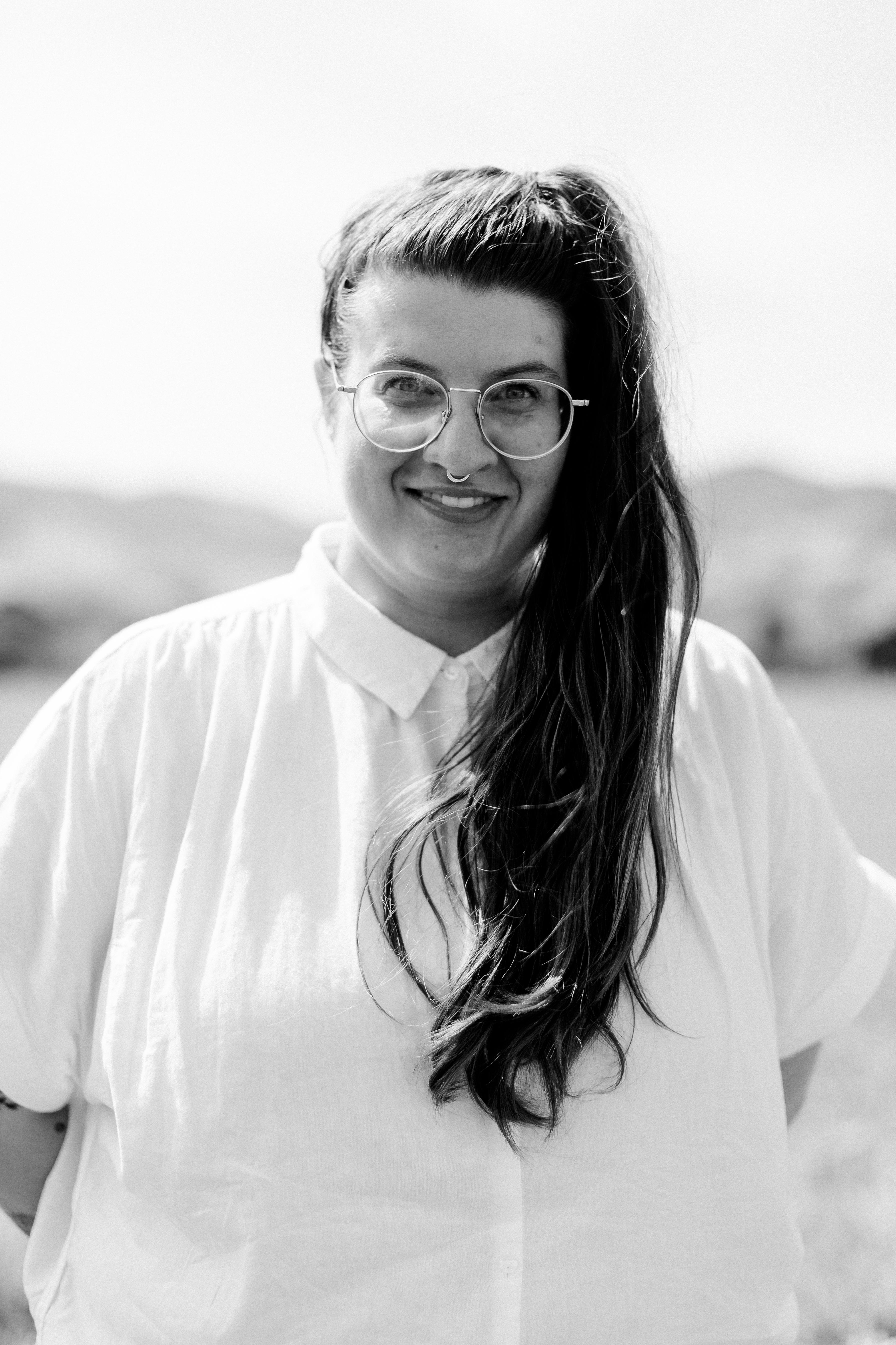 Simone Angerer. Foto by Nina Bröll.