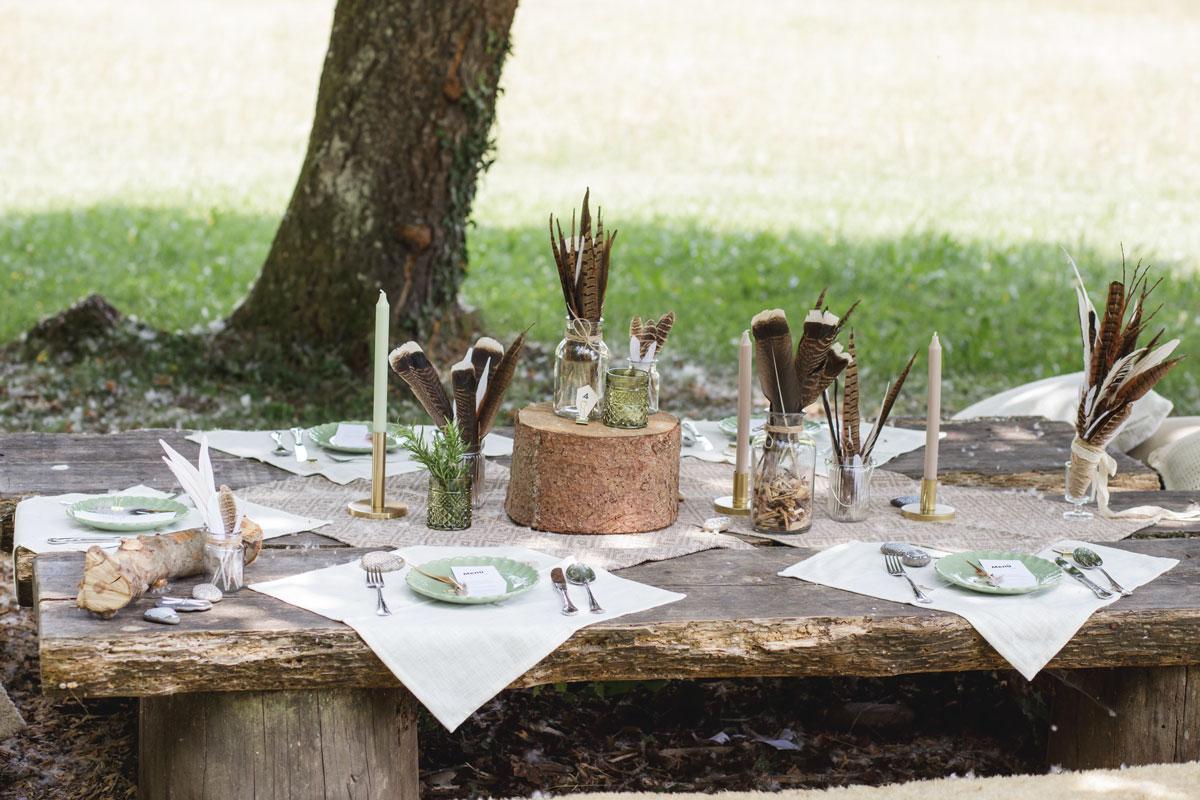 Catching Dreams Boho Hochzeits Papeterie. Konzept von Hochzeitsjunge und Fotos von Irina Gantze.