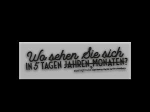 Sticker Serie für die Startupstube der Fachhochschule Vorarlberg von Simone Angerer.