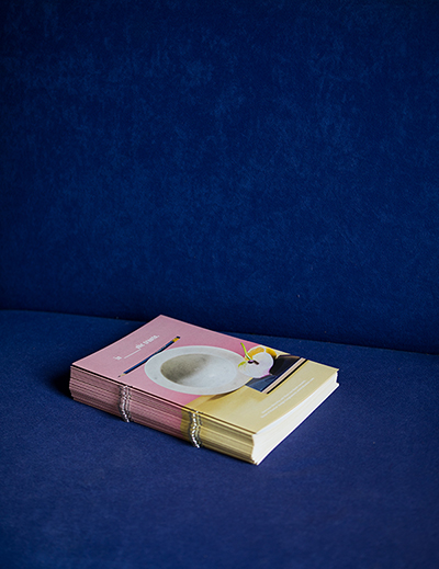 Klunkar Mini Magazin Nummer Eins für die Statment Bleistifte von House of Klunkar. Imagefotografie Thomas Stanglechner, Produktentwicklung Simone Angerer, Fotografie Drucksorten von Nina Bröll. Simone Angerer Grafikdesign in Vorarlberg.